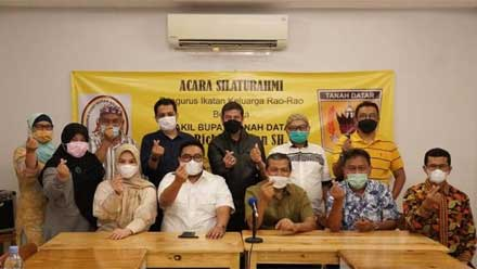Silaturahmi Bersama Pengurus Pusat IKRAR Jakarta Selatan