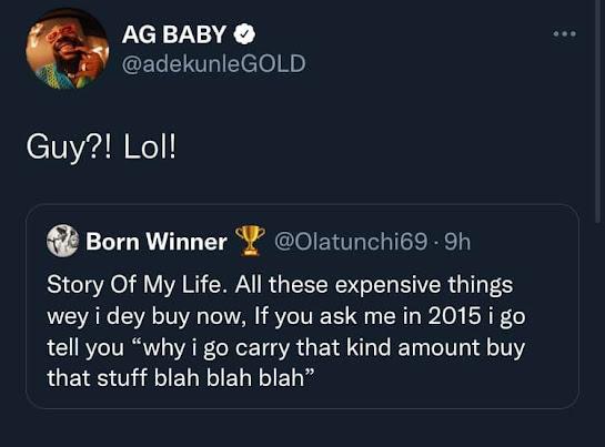 """""""Adekunle Gold"""""""