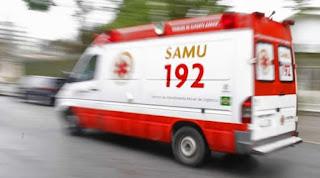 Cinco pessoas que retornavam de vaquejada ficam feridas em acidente de veículo, em Conceição