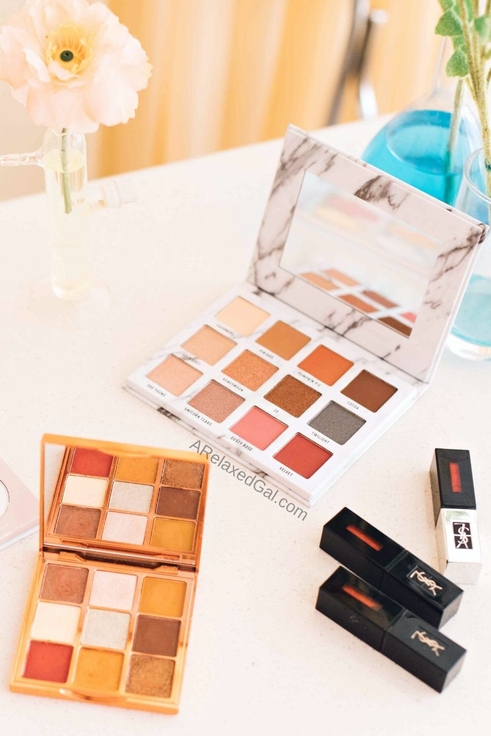 Fall Drugstore Makeup For Deeper Skin Tones   A Relaxed Gal