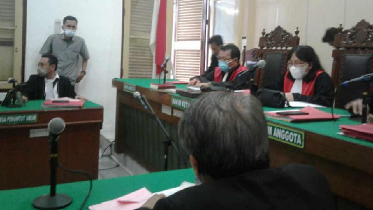 Tipu Pasutri Untuk Investasi di PT Waskita, Novalina Dihukum 3,5 Tahun Penjara