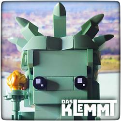 LEGO® 40367 BrickHeadz 93 Lady Liberty - www.dasklemmt.de