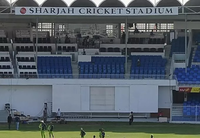 Sharjah Dubai and Abu Dhabi What is the record of which field