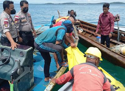 Korban Tabrakan Kapal di Perairan Batam, Tendi Ditemukan MD di Laut Bintan
