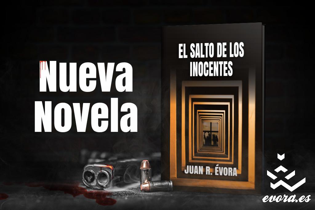 Novela El salto de los inocentes