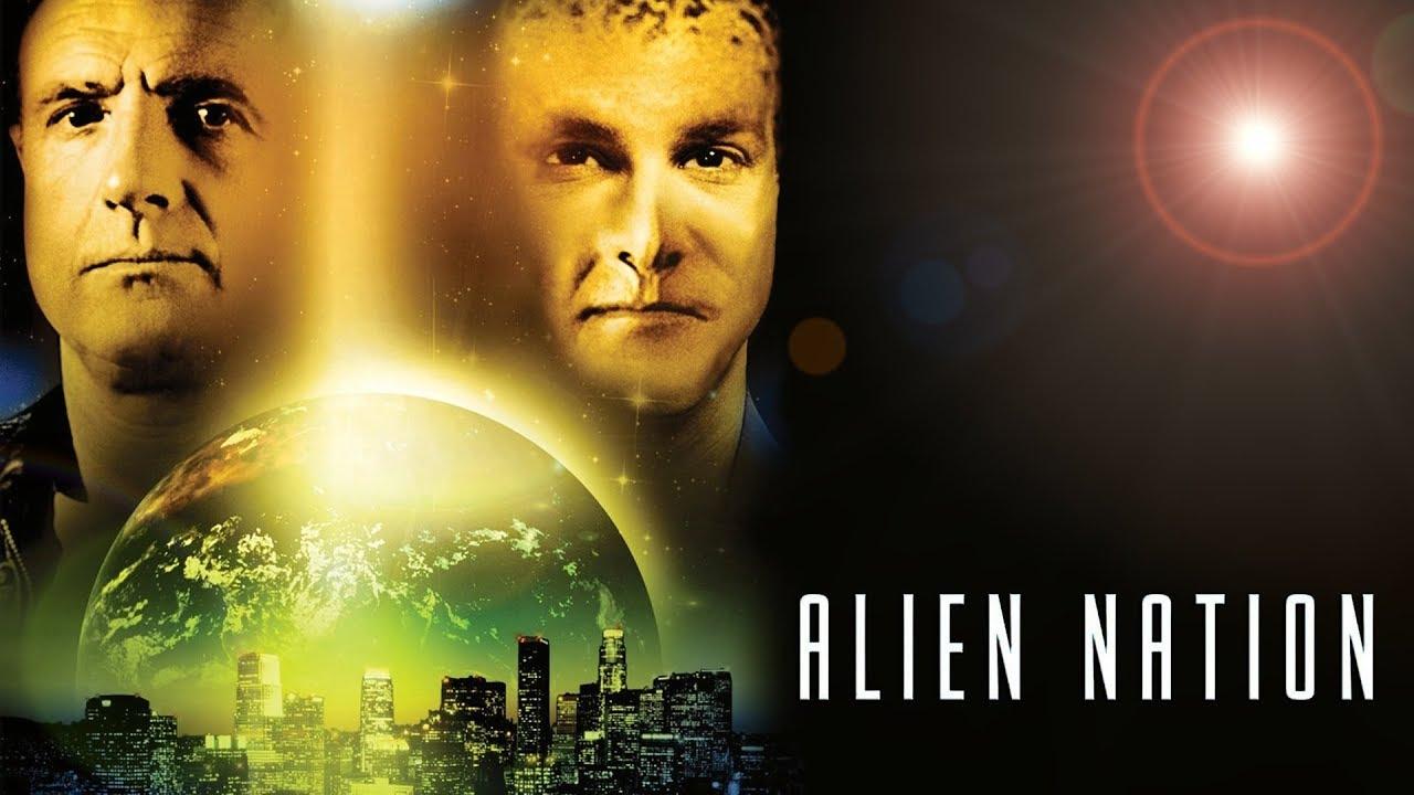 """FALANDO EM SÉRIE: """"ALIEN NATION"""" (MISSÃO ALIEN) - 1988 - DO CINEMA PARA TV"""