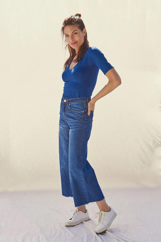 moda verano 2022 jeans 2022