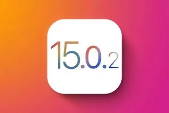 Rilasciato nuovo update di iOS 15.0.2 per tutti gli utenti Apple