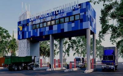 Kepala BP Batam : Wujudkan Pelabuhan Batu Ampar Berdaya Saing Internasional