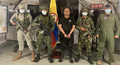 Colombian 'Most-Feared' Drug Lord Dairo Antonio Usuga Has Been Arrested [Read Full Story]
