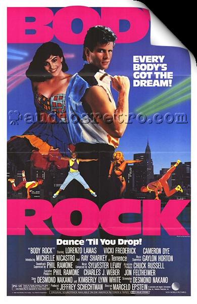 Body Rock (1984)
