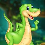 PG Pretty Dinosaur Escape