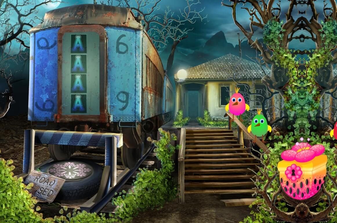 Play PalaniGames Green Fairy Escape