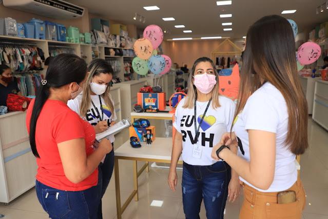 Sine Municipal realiza mutirão de captação de vagas de empregos na região Sul da capital