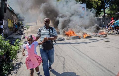 Haití, bajo el poder de las pandillas