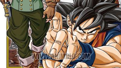 Baca Komik Manga Dragon Ball Super Bahasa Indonesia English Subbed Mangaplus