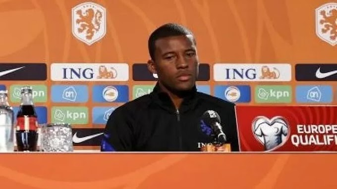 Wijnaldum criticises PSG: I really wanted to take the step and then this happens