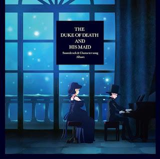 Shinigami Bocchan to Kuro Maid Soundtrack & Character Song
