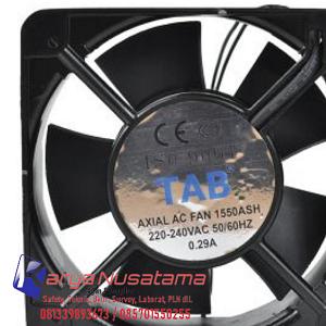Jual Axial Blower Fan & Accessoris TAB Type XF1550ASH di Denpasar