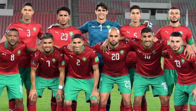 إقصائيات مونديال قطر 2022 (الجولة 4-المجموعة 9).. المنتخب الوطني المغربي يفوز على نظيره لغينيا بيساو (3-0)