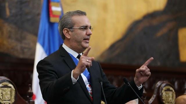 Presidente Abinader anuncia no va ninguna reforma tributaria; dice no es el momento de pedirle más esfuerzo a los dominicanos