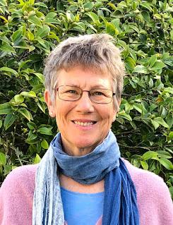 Photo of Jane Jesmond, author of On The Edge