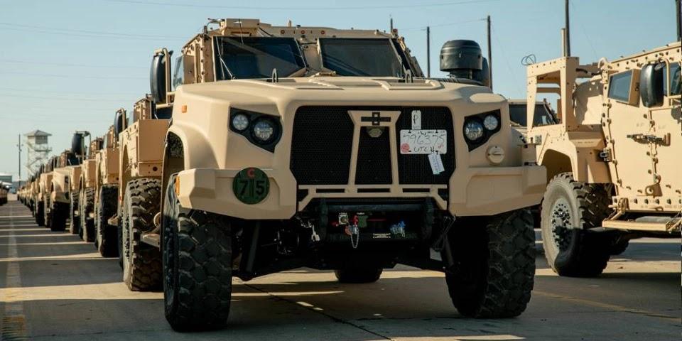 Армія США у 2022 році оголосить новий конкурс на JLTV