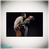 Ιωσήφ Ιωσηφίδης, Κωνσταντίνος Πασσάς και Δημήτρης Μαμιός στην παράσταση «Η Πανούκλα»