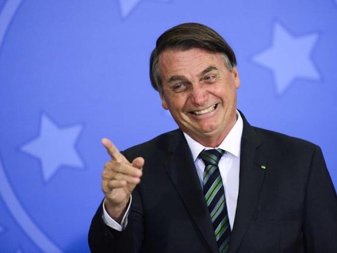 Presidente Bolsonaro estará na próxima quinta-feira no distrito de Boqueirão visitando obras da parede do açude de Engenheiro Avidos em Cajazeiras