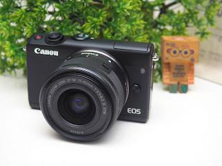 Jual Canon EOS M100 - Mirrorless Bekas