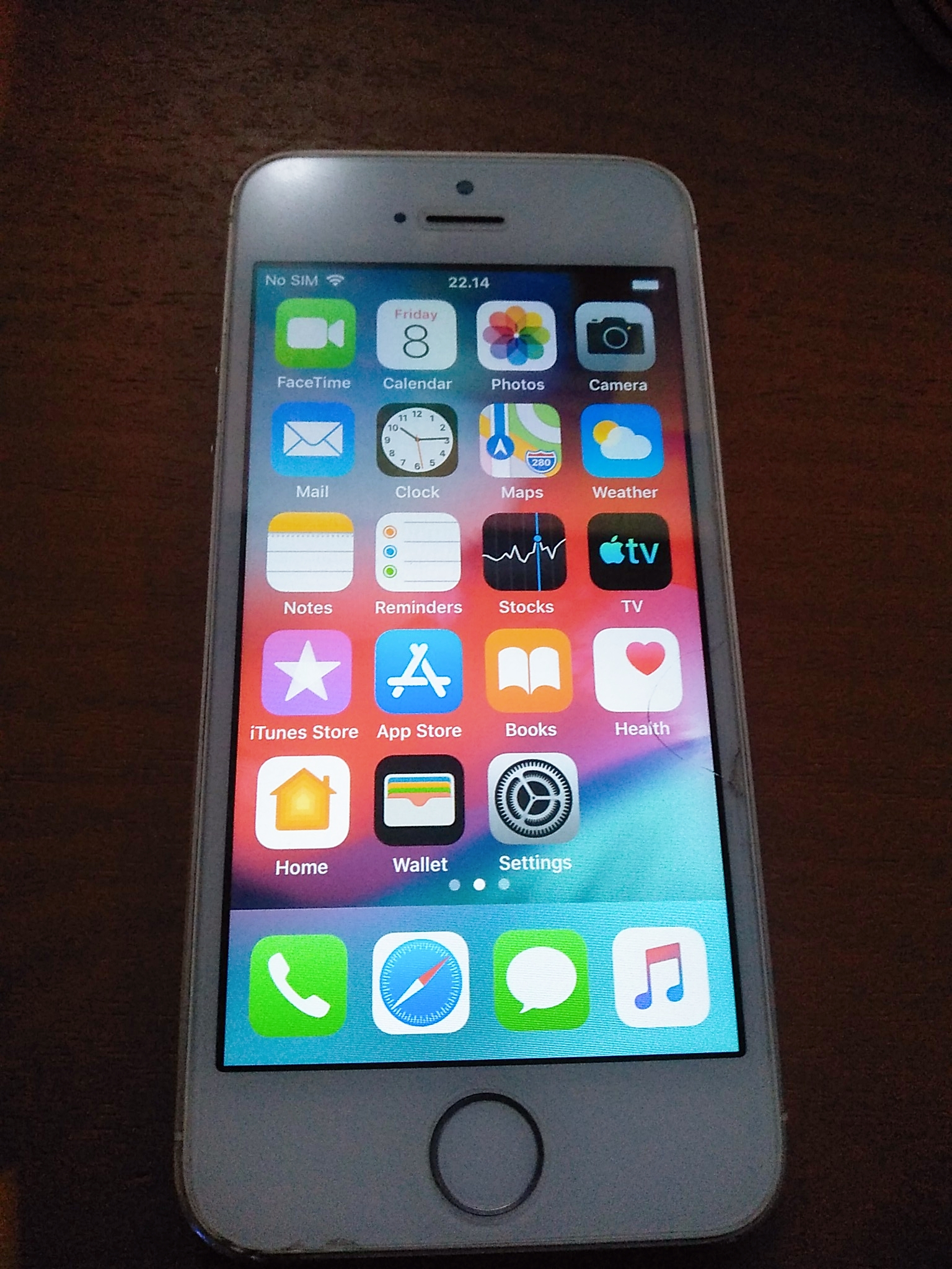 Cara ByPass Iphone 5S Hello Screen