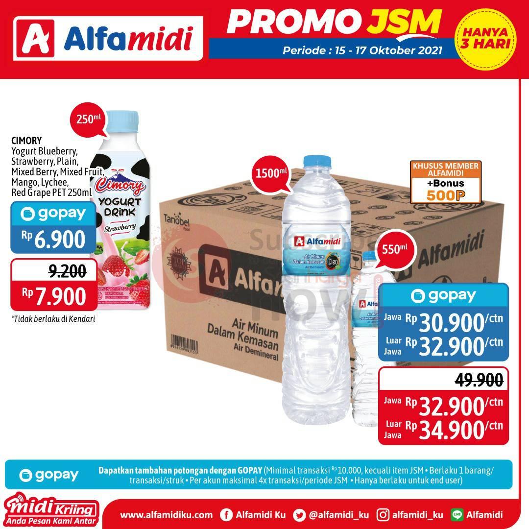 Katalog Promo JSM Alfamidi 15 - 17 Oktober 2021 7