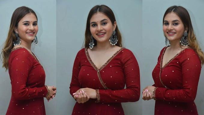 Miles of Love Movie Actress Ramya Pasupuleti Photos