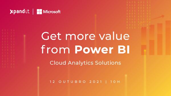 Como tirar mais partido dos dados? Xpand IT promove sessão sobre ferramenta Power BI