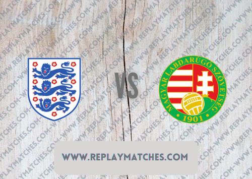 England vs Hungary Full Match & Highlights 12 October 2021