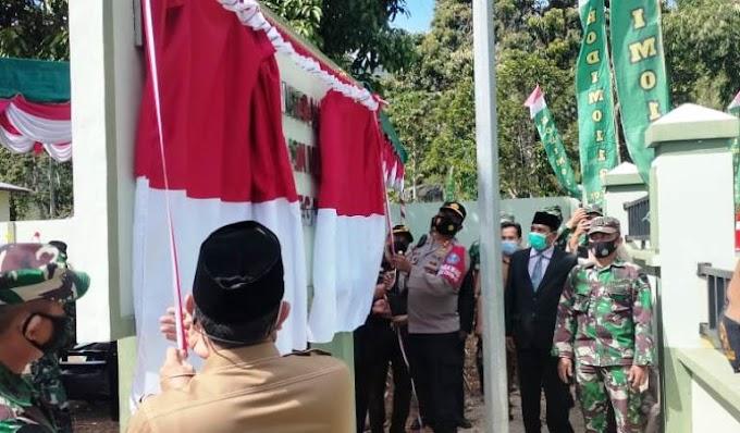 Agar tugas TNI semakin efektif; 3 Posramil Diresmikan Jadi Koramil