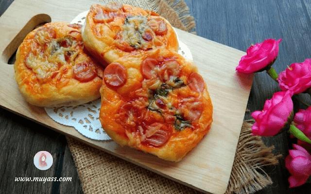 Resep Pizza Mini Ekonomis