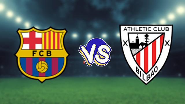 مشاهدة مباراة اتليتك بلباو ضد برشلونة 21-08-2021 بث مباشر في الدوري الاسباني
