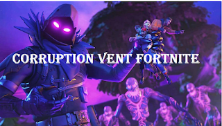Launch from a Corruption Vent in Fortnite Season 8 Punchcard Quest