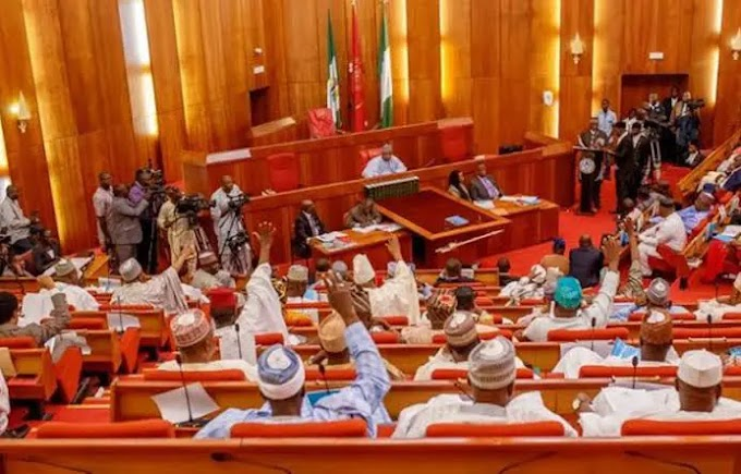 BREAKING: Senate Adopts Electronic Transmission Of Election Results   CABLE REPORTERS