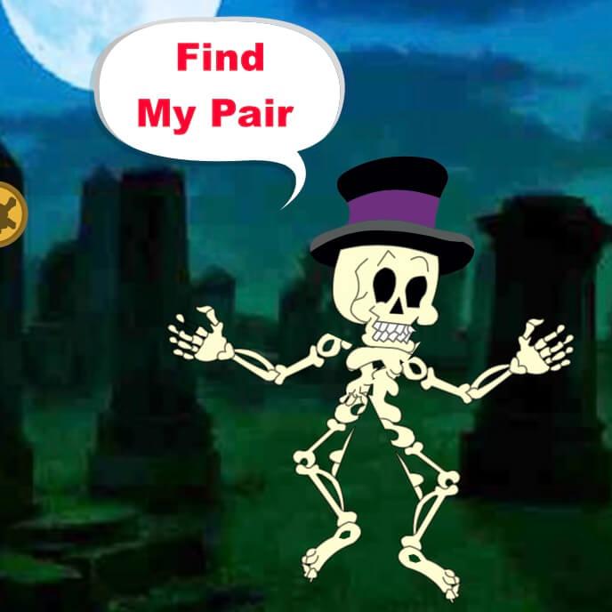 Play Games2rule Pair of Skelet…