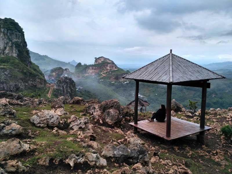 Fasilitas Wisata Stone Garden Citatah Padalarang