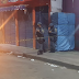 IMAGENS FORTES! VULGO 'DENTINHO' É EXECUTADO APÓS ROUBAR TRAFICANTES, NA ZONA LESTE DE MANAUS