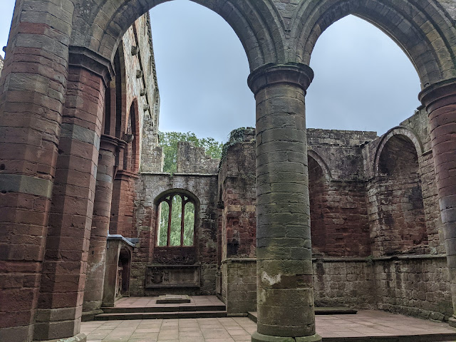 An Alternative Day Out in Cumbria | Ideas for Places to Visit  - Lanercost Priory