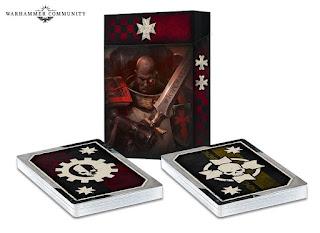 Templarios Negros datacards