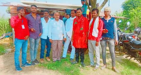 सपा पिछड़ा वर्ग प्रकोष्ठ में प्रदेश सदस्य मनोनीत संदीप निषाद का बस्ती जिला में आगमन हुआ स्वागत
