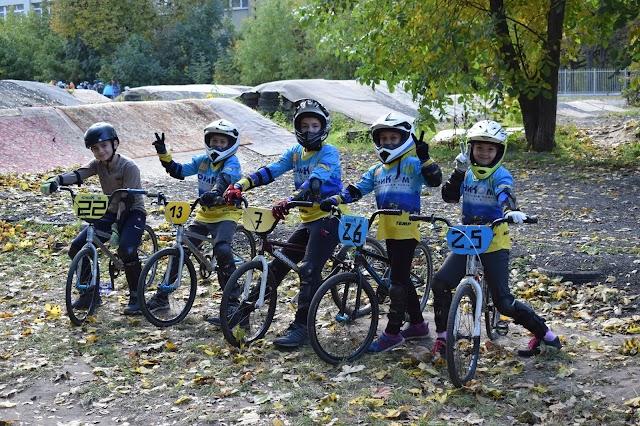 Юні спортсмени Чабанівської громади — переможці чемпіонату з велосипедного спорту