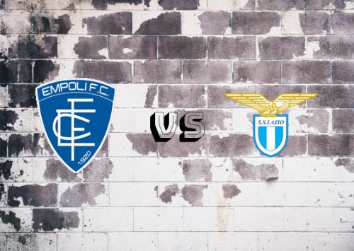 Empoli vs Lazio  Resumen