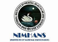 NIMHANS 2021 Jobs Recruitment Notification of Research Coordinator posts
