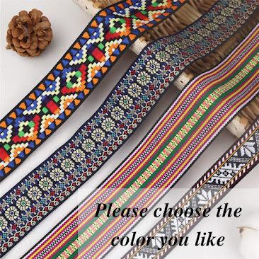 Cute Jacquard Ribbons For DIY Craft